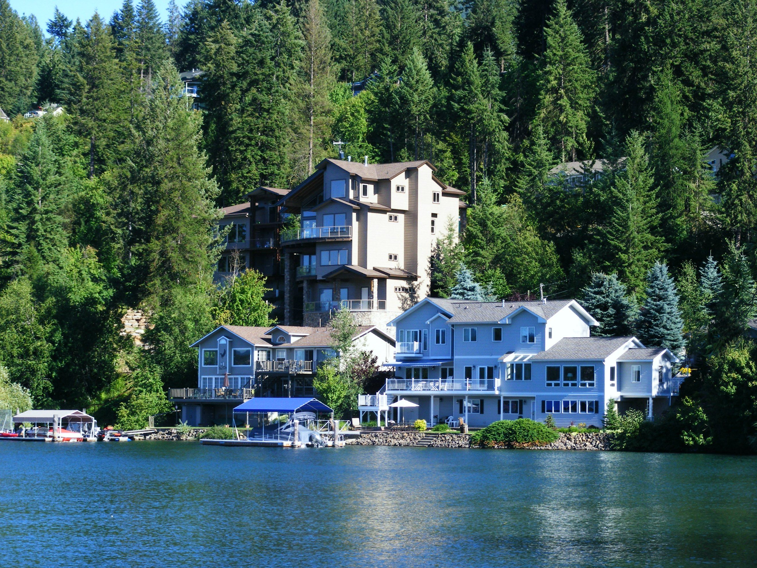 Pleasant Links To All Waterfront Homes Listed For Sale In Coeur D Interior Design Ideas Clesiryabchikinfo