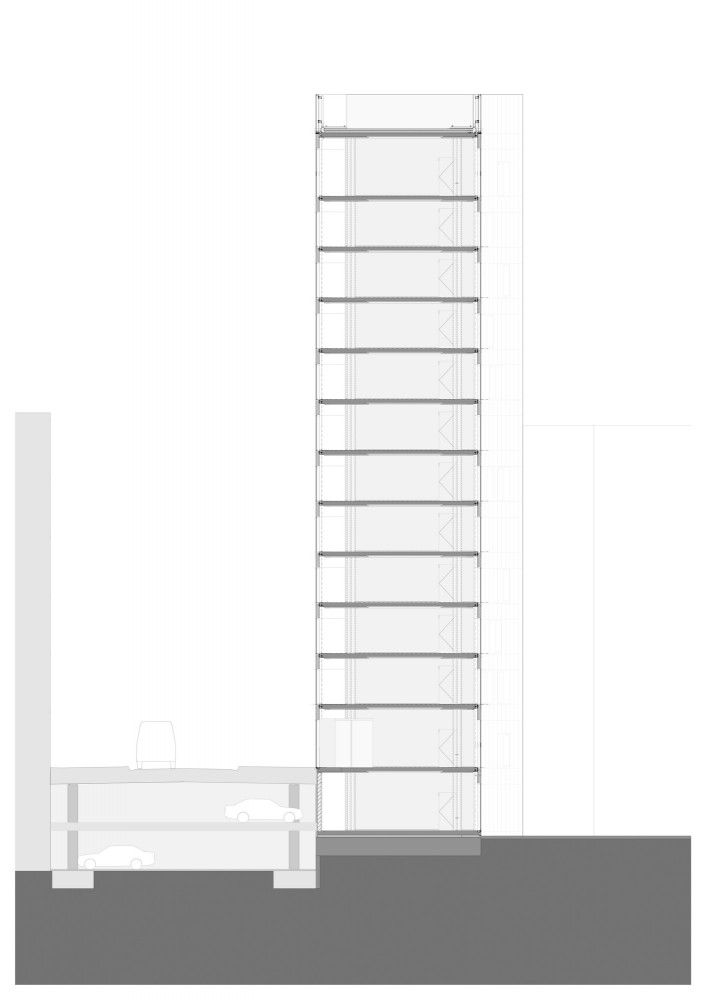 V Tower/Wiel Arets Architects