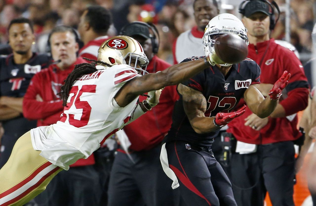 Richard Sherman wasn't happy with 49ers' win, but does he