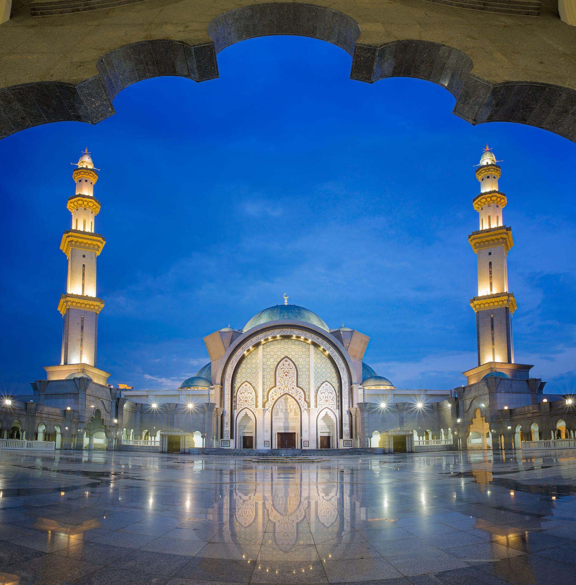 Mosques - مــسـاجــد