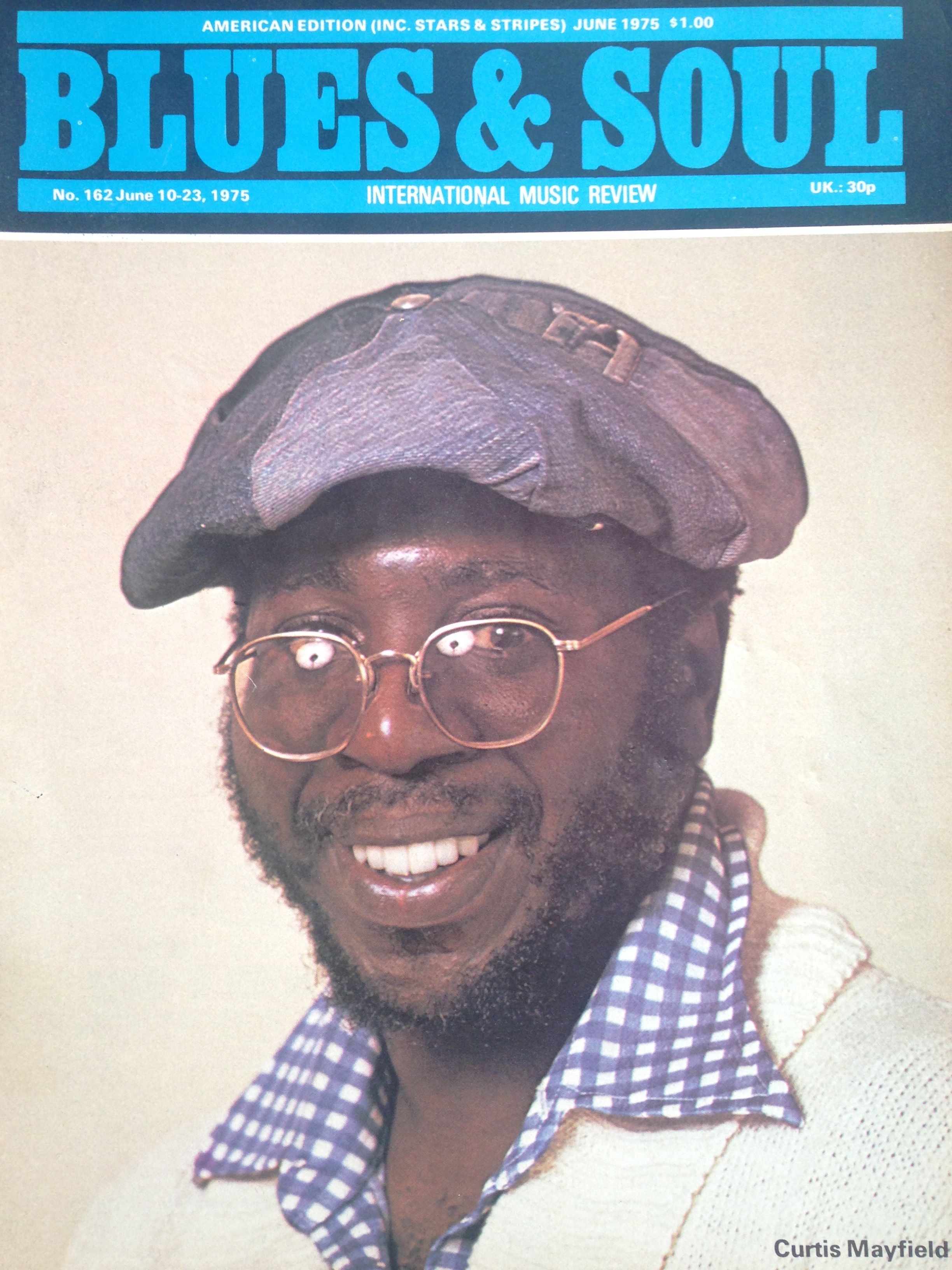 Curtis Mayfield   All That Jazz in 2019   Soul music, R&b
