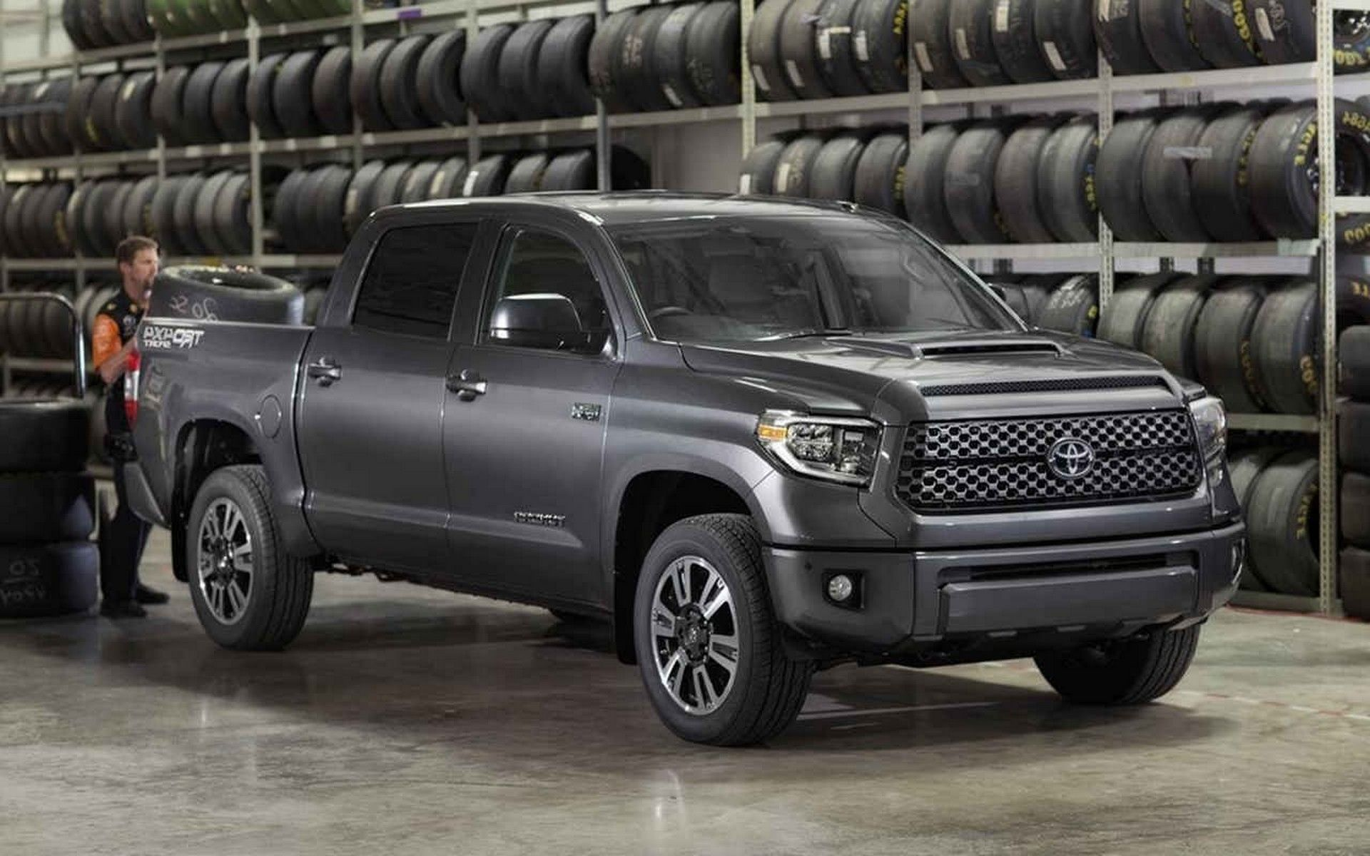 2019 Toyota Tundra Concept Pickup