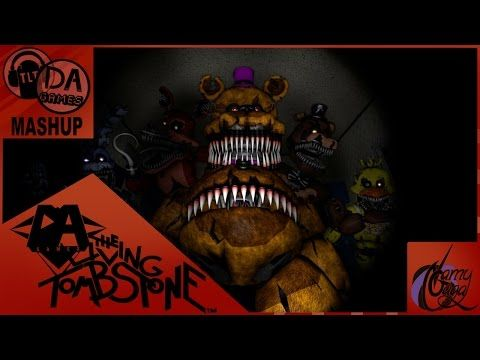 Le Annoying Orange Five Nights At Freddy S Sister Location Trailer Trashed