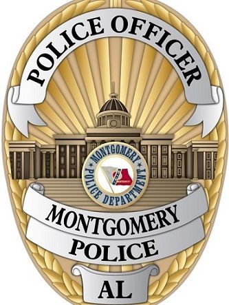 Montgomery Pd Al Police Badge Police Police Patches