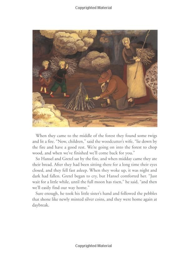 Hansel and Gretel: Brothers Grimm, Dorothee Duntze, Anthea Bell: 9780735814226: Amazon.com: Books