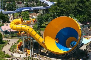 Biggest And Best Water Parks In The Northeast Water Park Water Slides Waterslides