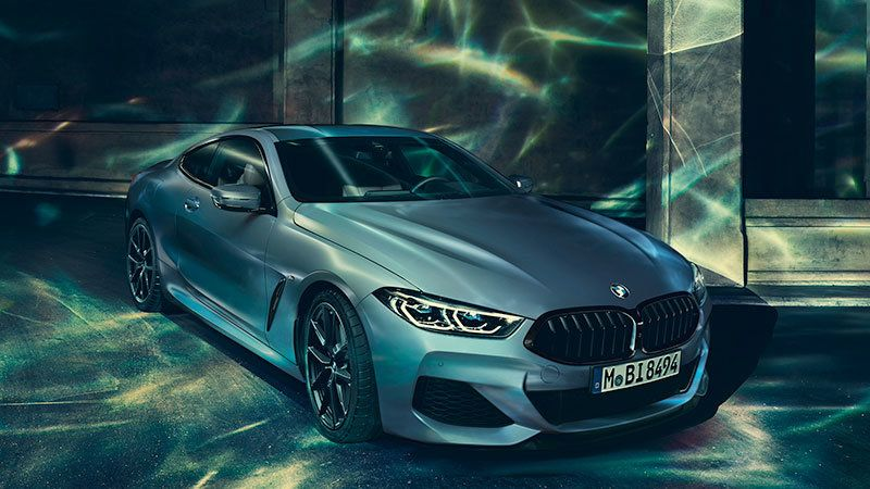 2019 Bmw M850i Xdrive Coupe First Edition Is The Second Special