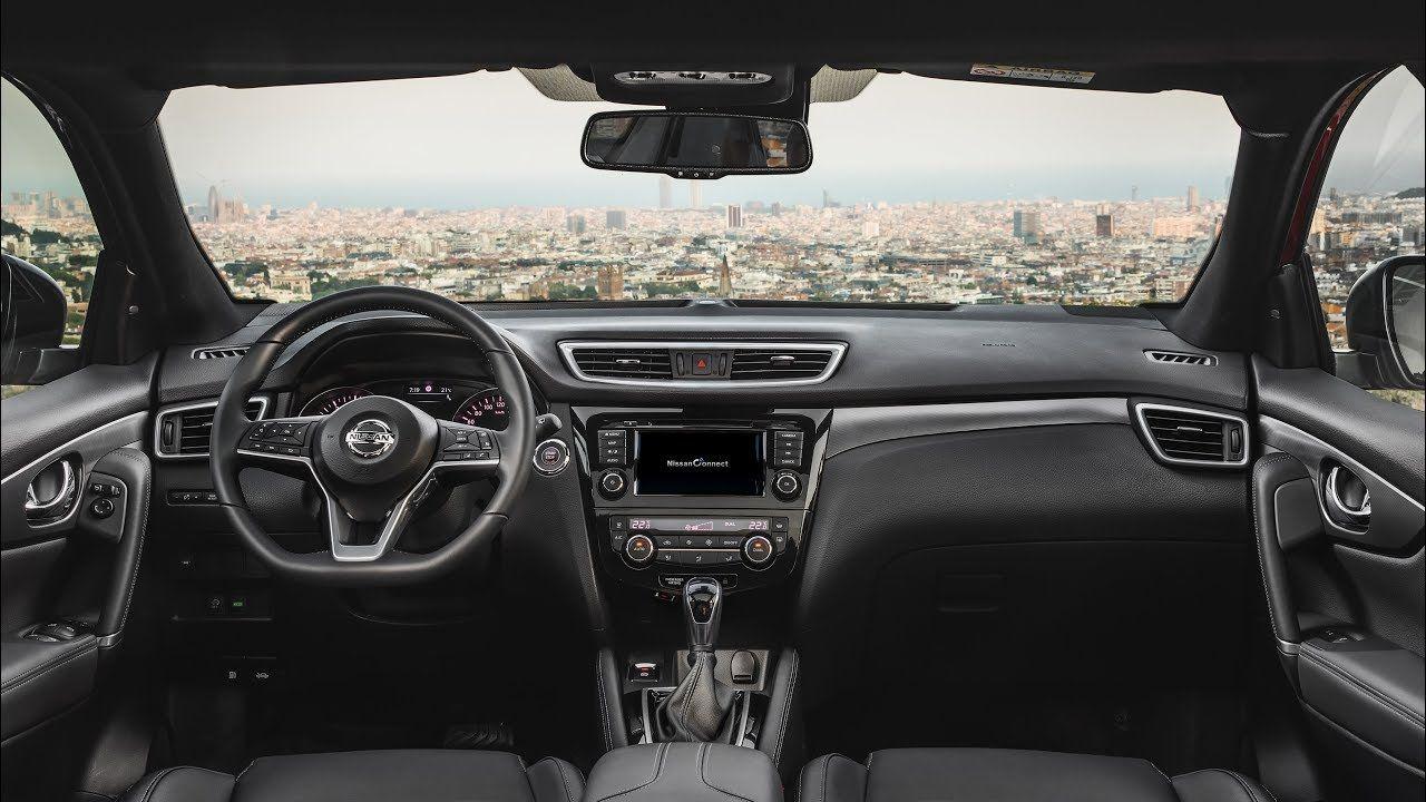 2019 Nissan Qashqai Interior Nissan qashqai, Nissan