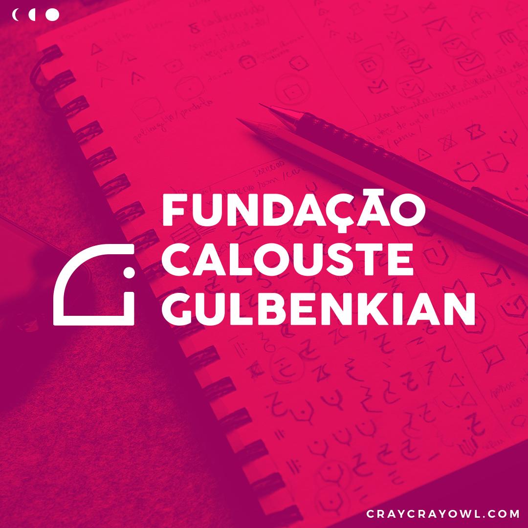 다음 @Behance 프로젝트 확인: \u201cLogo System for Calouste Gulbenkian Foundation\u201d https://www.behance.net/gallery/40195263/Logo-System-for-Calouste-Gulbenkian-Foundation