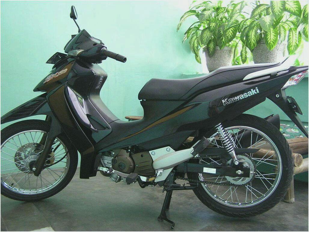 Modif Motor Kawasaki Zx 130