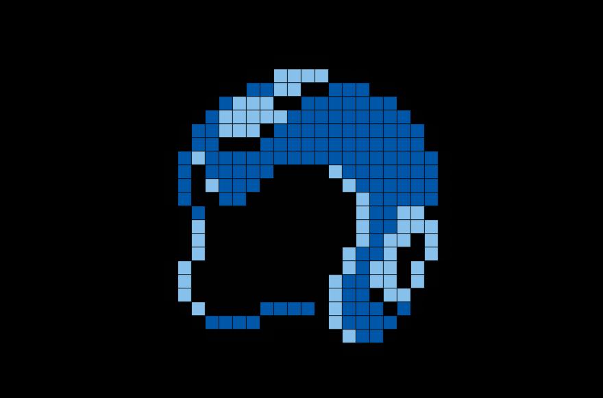 Mega Man Helmet Pixel Art Pixel Art Mega Man Helmet Pixel Art Design