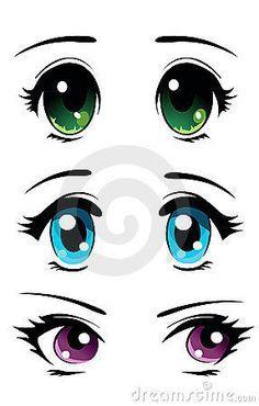 Dessin Facile A Reproduire Par Etape Manga Google Search Dessin1