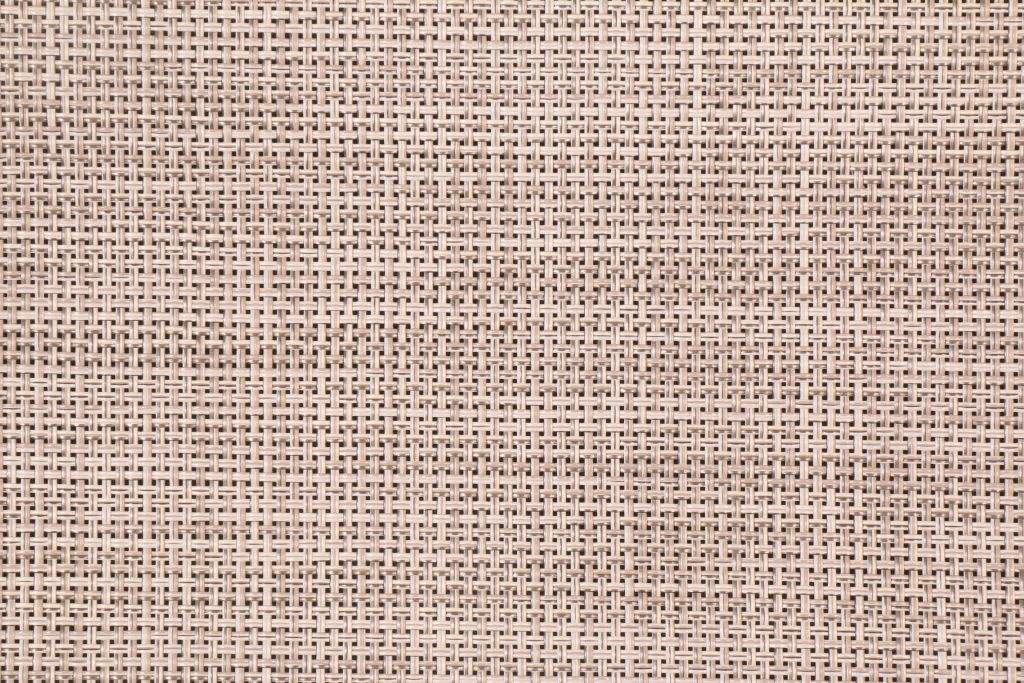 woven vinyl mesh sling chair outdoor fabric in sand 7 95 per yard
