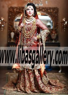 Pakistan best & largest Bridal Wear Pakistani bridal Dresses