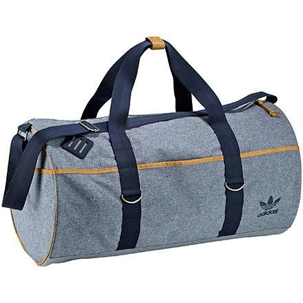 7458dda4 Adidas Men's Two-Tone Duffel Bag | Miscellaneous | Adidas bags, Gym ...