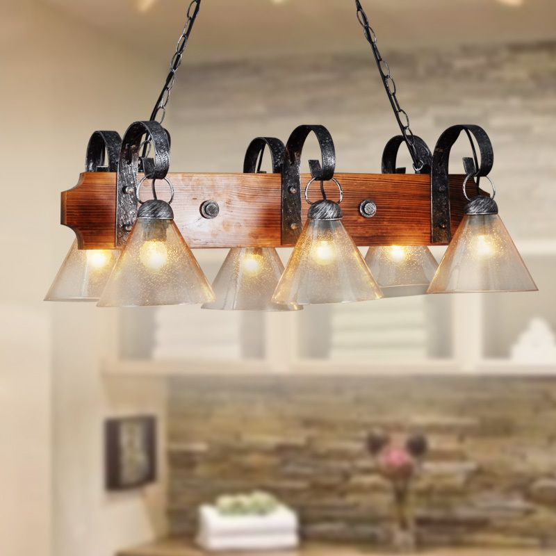 What To Consider In A Wooden Light Fixtures Rustic