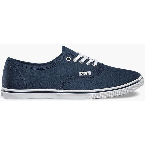 Vans Authentic Lo Pro Womens Shoes ($45) ❤ liked on Polyvore featuring shoes ,