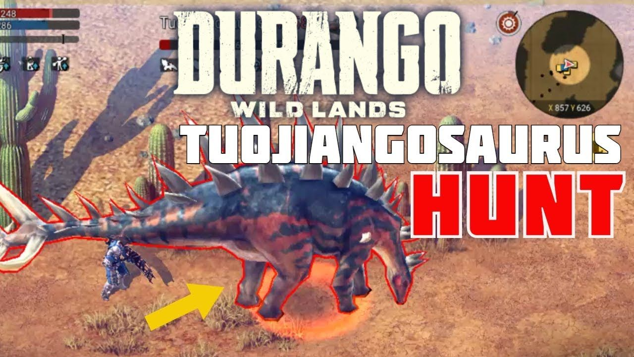 Durango Tuojiangosaurus Hunt (Android/iOS) Best indie