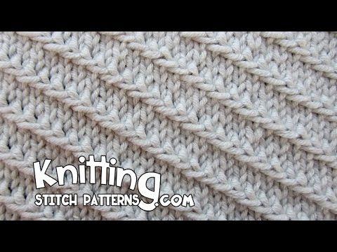 Krentu Patterns : How to make a slipped stitch edge - YouTube ...