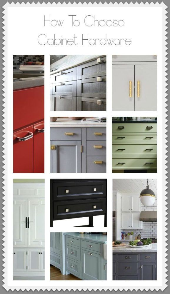 Choosing+Hardware+For+Your+Kitchen+Cabinet+Makeover