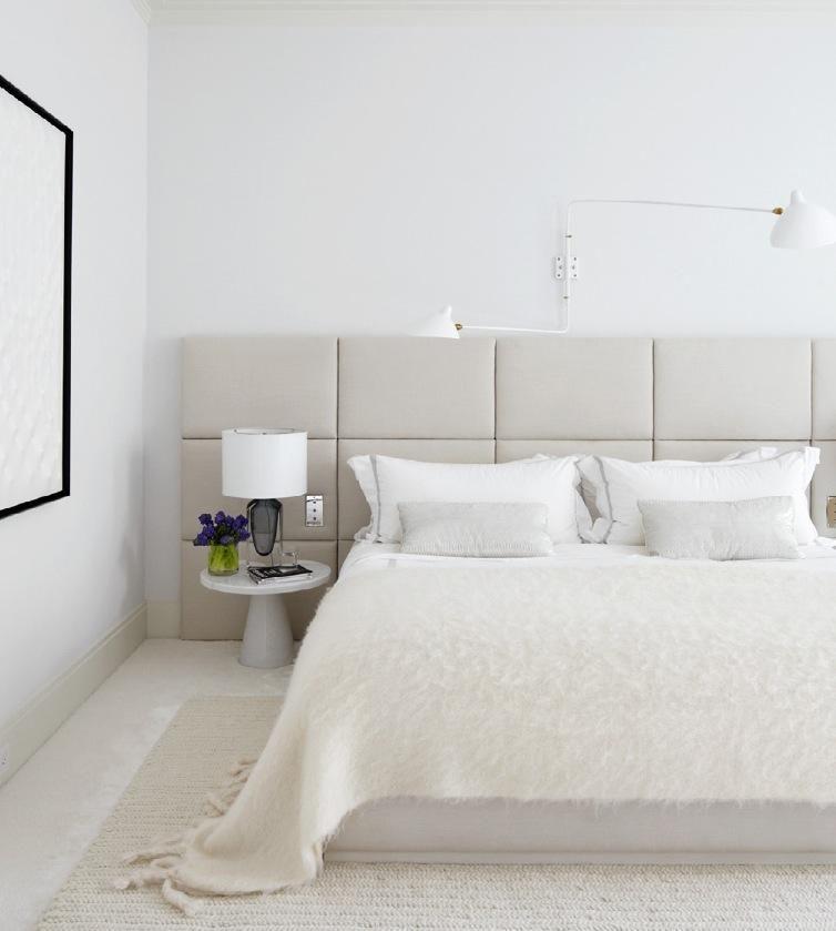 2018 Bedroom Trend Upholstered Wall Tiles Au Lit Fine