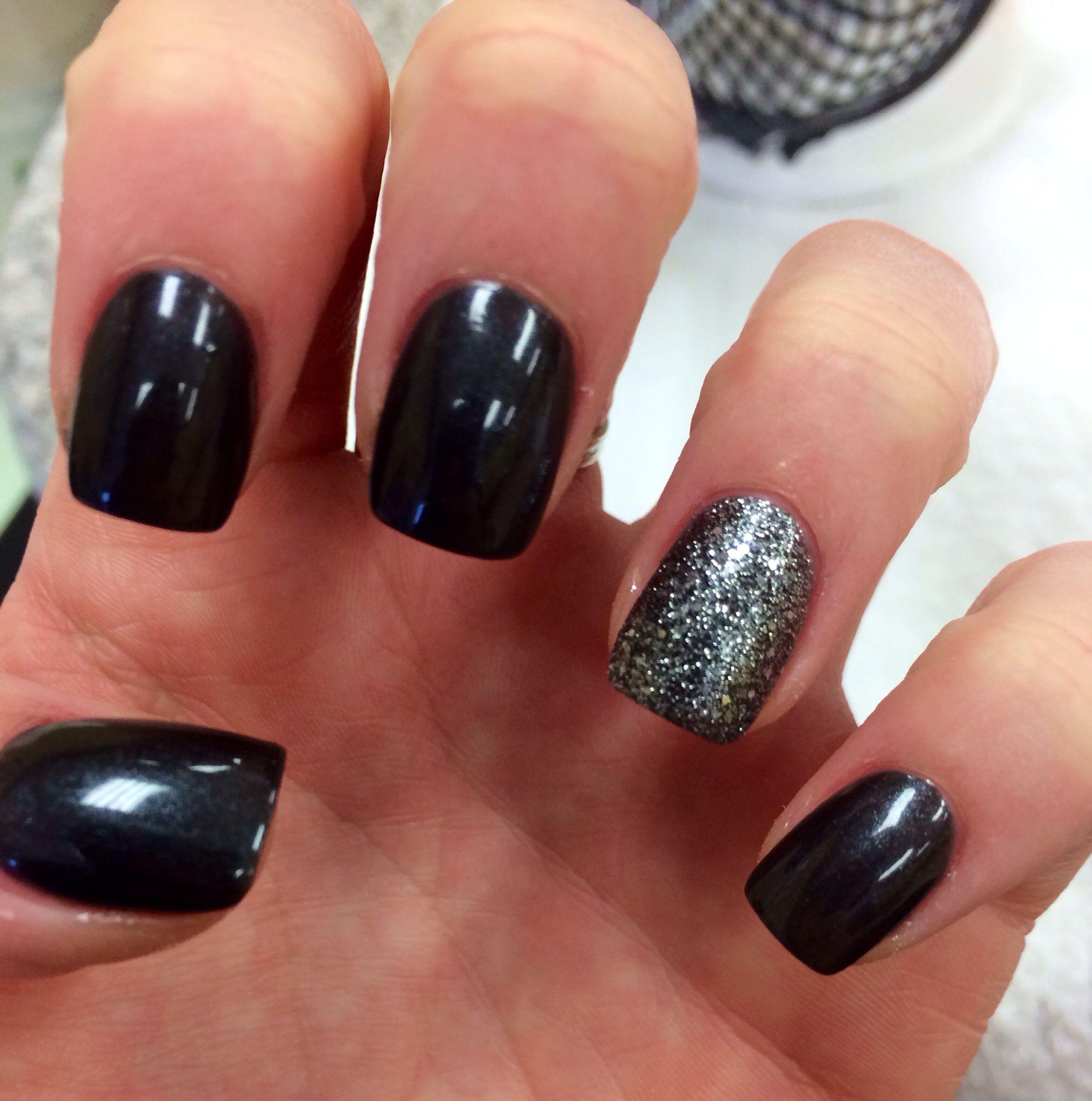 New Years nails! | Nails | Pinterest