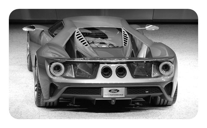 Ford Gt Price Tag