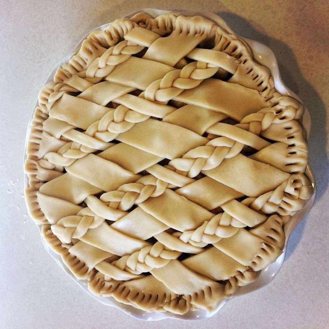 Photo of 25 Pie Crust Designs That Will Make You Feel Like You Won A Baking Competition Show