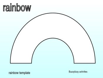 This Rainbow Art Activity Is Free To Download Paint Glue And