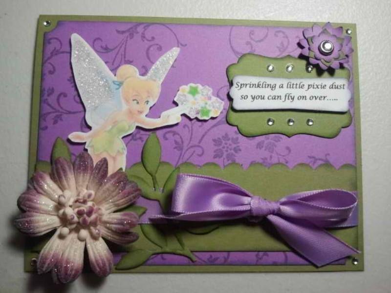 Tinkerbell Invitation | Cards 1 | Pinterest | Tinkerbell invitations ...