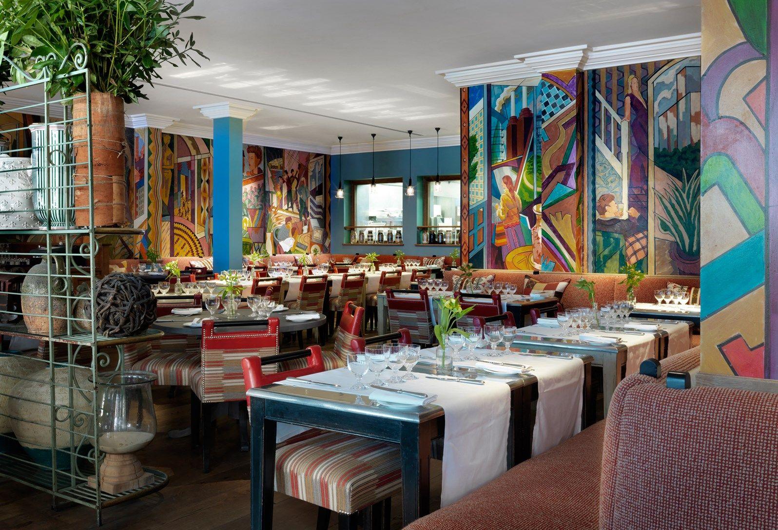 Firmdale Hotels Oscar A La Carte Menu in 2020