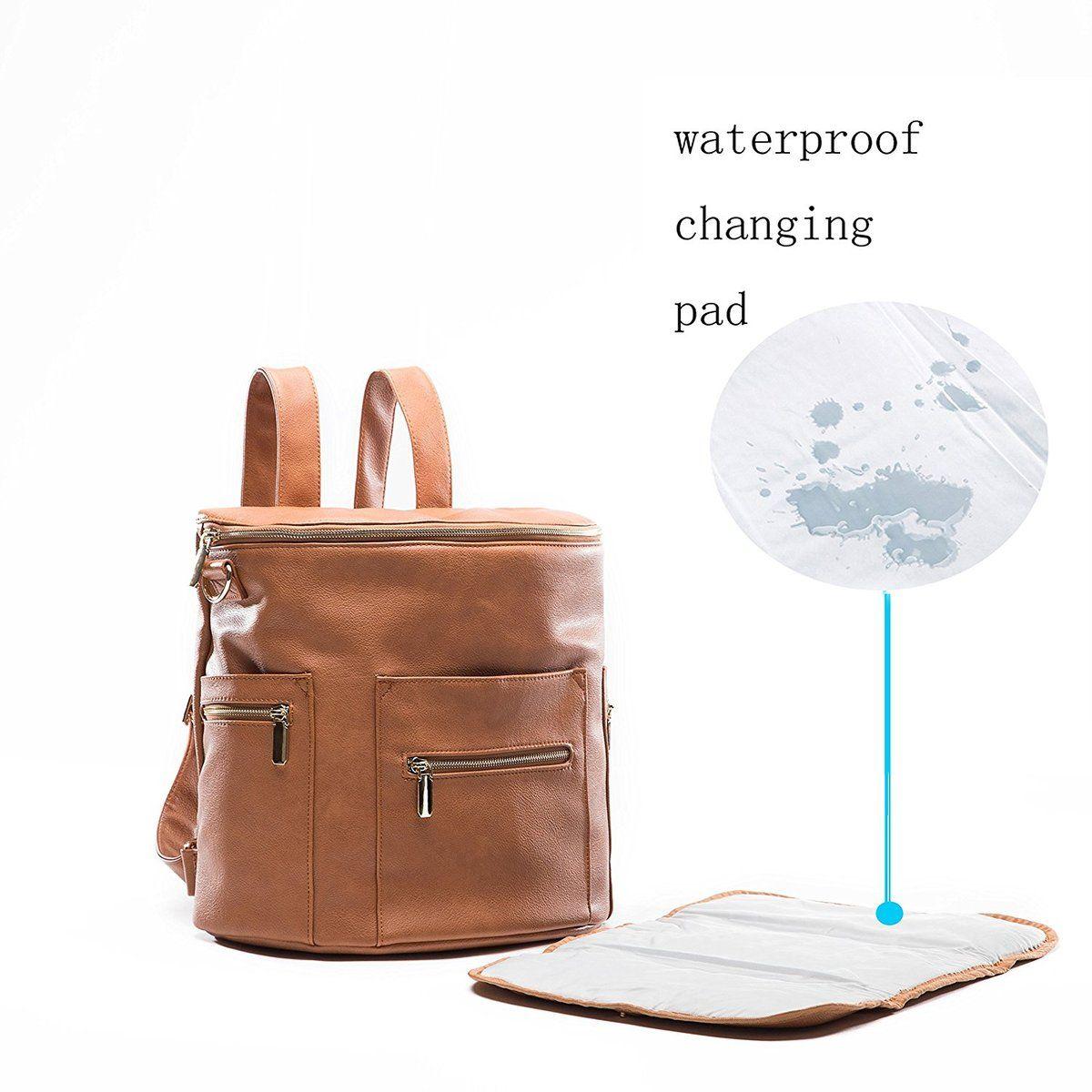 Miss Fong Diaper Bag Backpack in 2020 Baby diaper bags