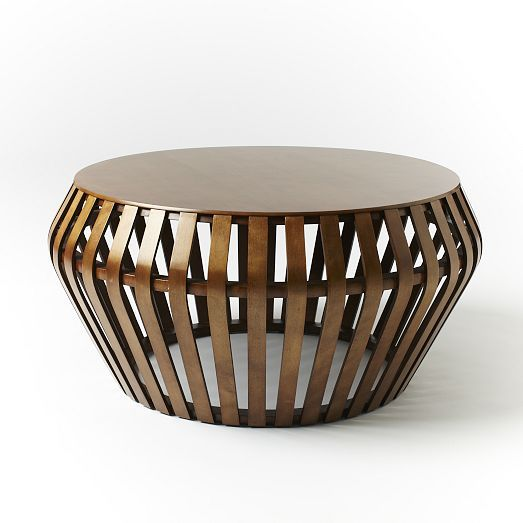 Bentwood Coffee Table | west elm