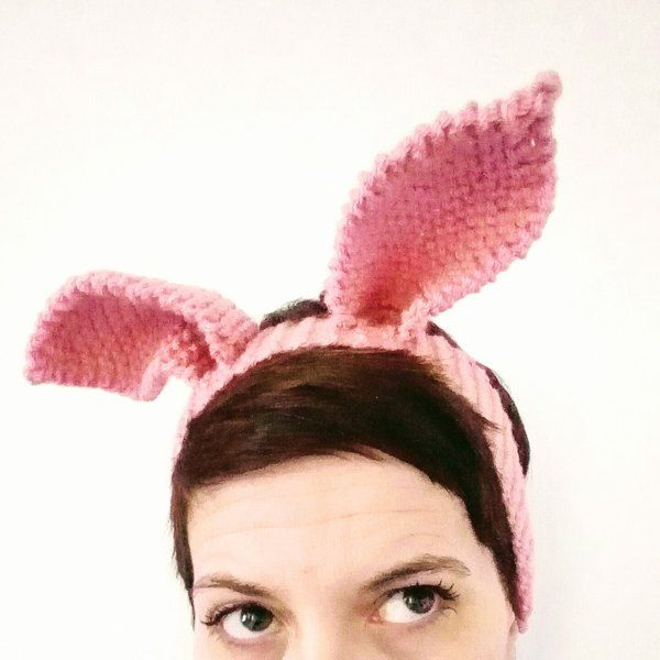 Floppy Bunny Ears Knitting pattern by Amanda Berry | pascua ...