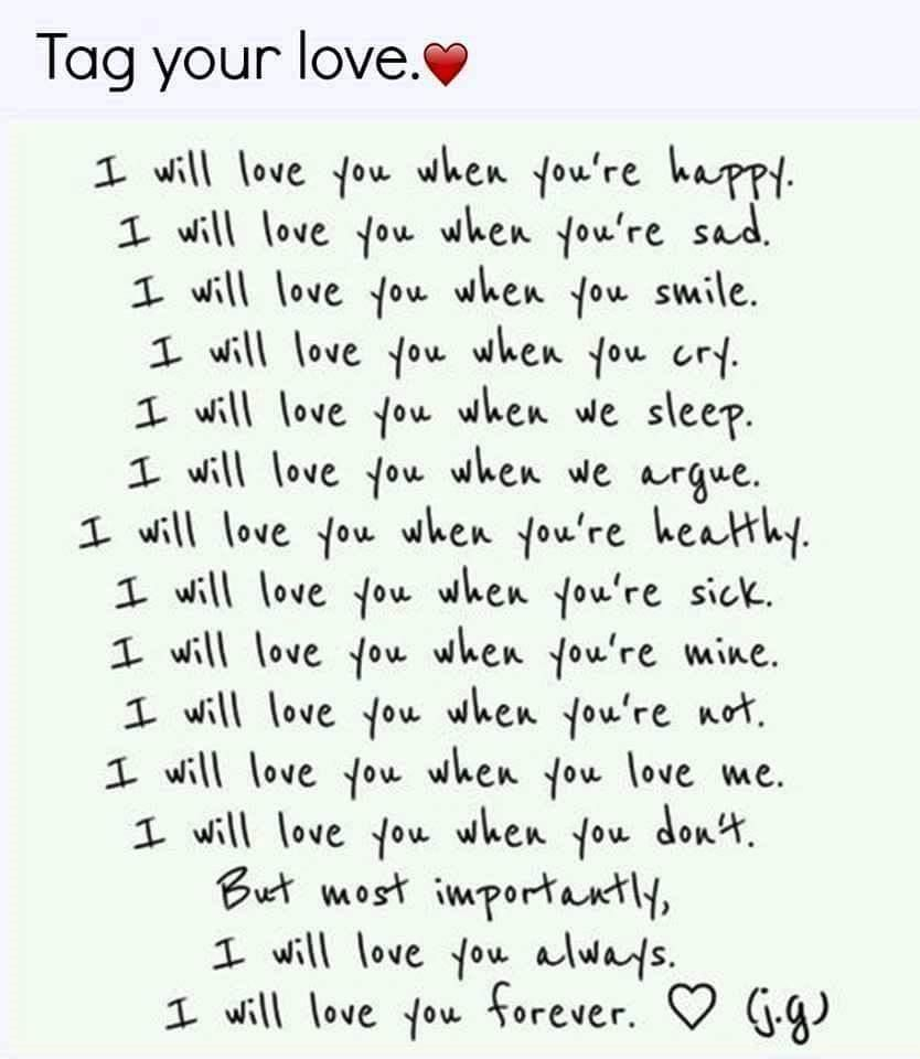 Pin By Becca Boo On General Love You More Quotes Why I Love You Ill Always Love You