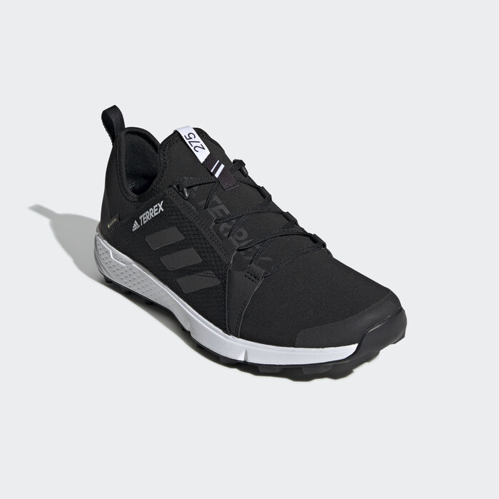 Terrex Speed GORE TEX Trail Running Shoes in 2019 | Black
