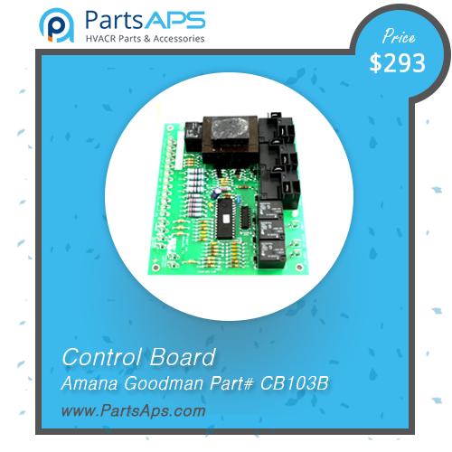 Control Board Parts HVAC Furnace Control Board parts
