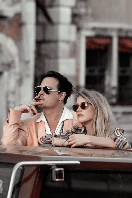 Fuckyeahmissheard Amber Heard Johnny Depp Johnny Depp And Amber Johnny Depp