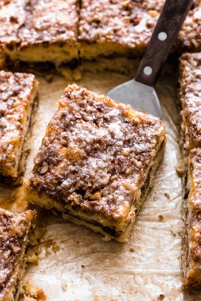 OldFashioned Sour Cream Coffee Cake Recipe Sour cream