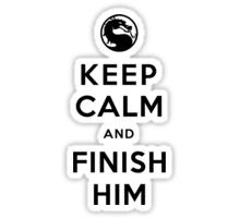 Mortal Kombat Stickers Stickers Mortal Kombat Sticker Design