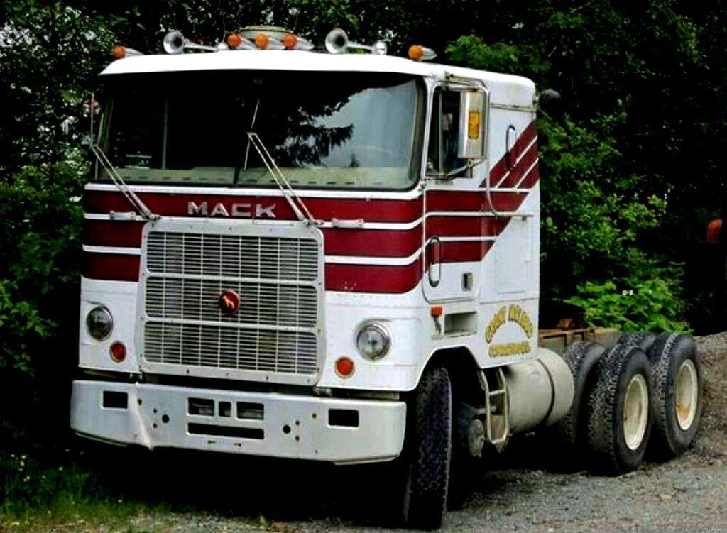 MACK. 6X4 C.O.E. PrimeMover. U.S.A. Camion, Bus, Fourgon