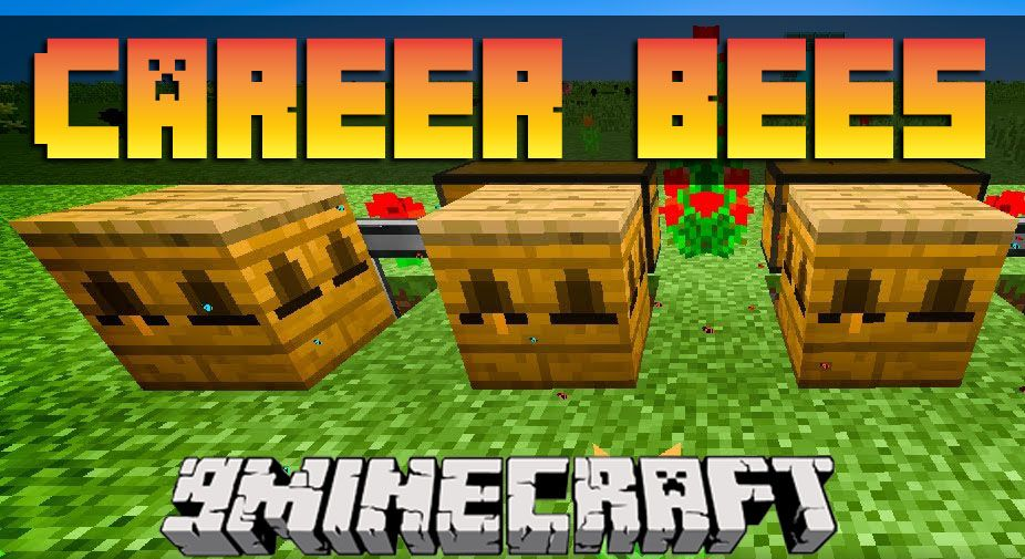 Career Bees Mod 1 12 2 Download Bee Minecraft Mods Mod