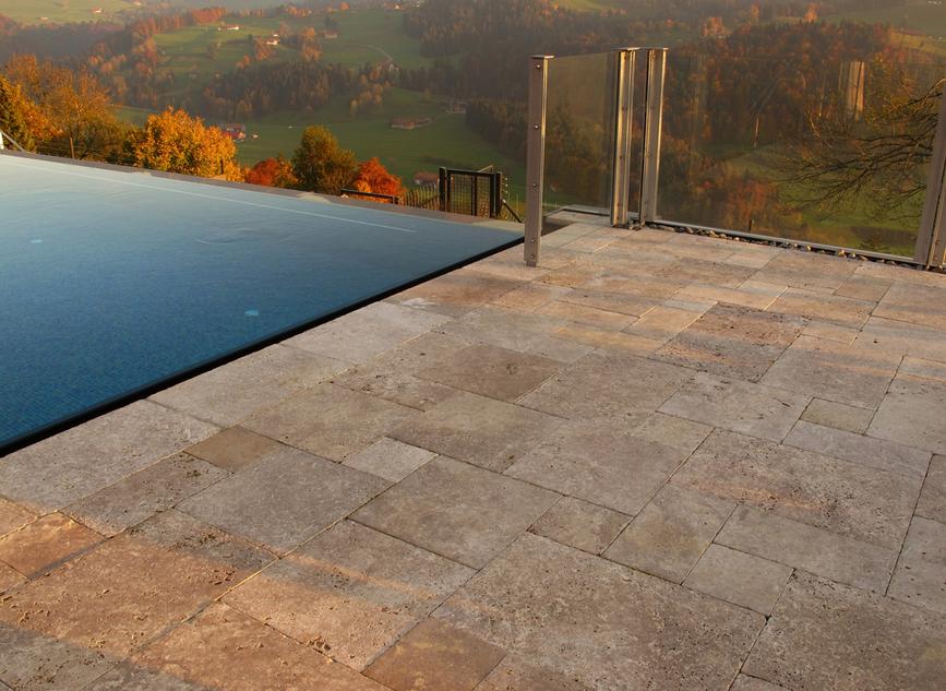 Terrassenplatten Gunstig Kaufen Geben Sie Das Aussehen Der