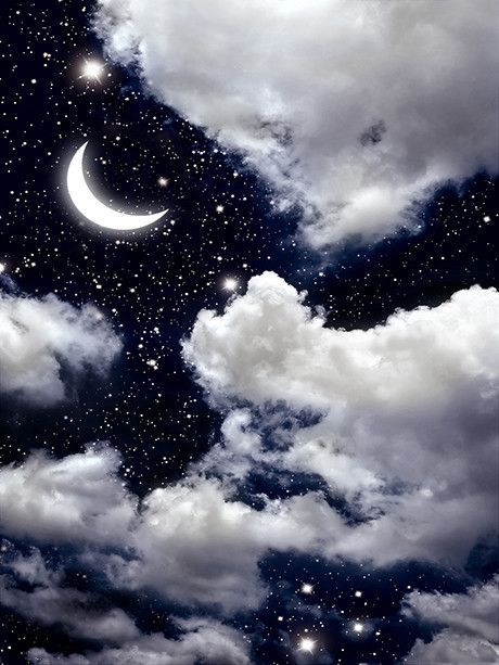 Pin On Nice Space Pics Clouds and stars aesthetic wallpaper