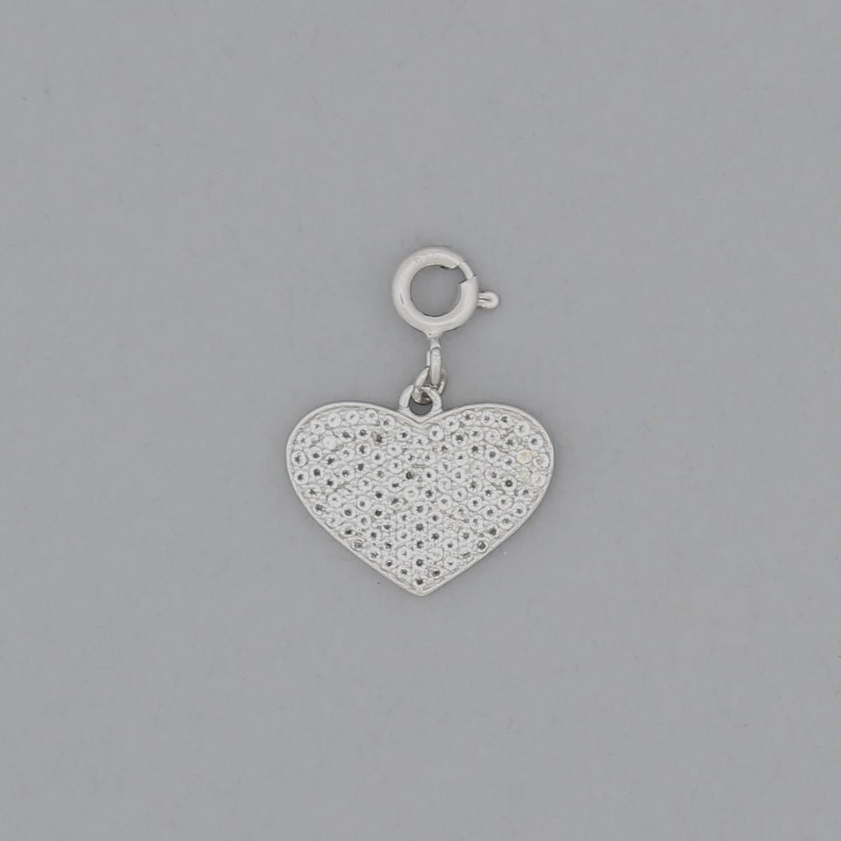 This gorgeous Heart Charm will add sparkle to your collection. £24.95 for 1 @ Jewellery Maker.