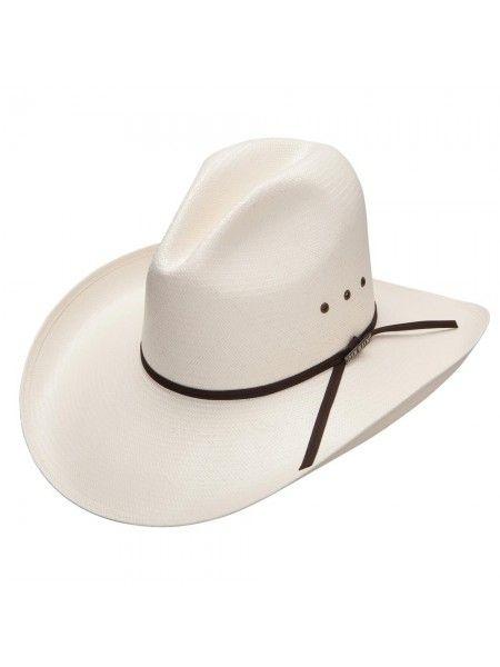 d9fd2c55cb7 Resistol John Wayne The Peacemaker – (10X) Straw Cowboy Hat ...