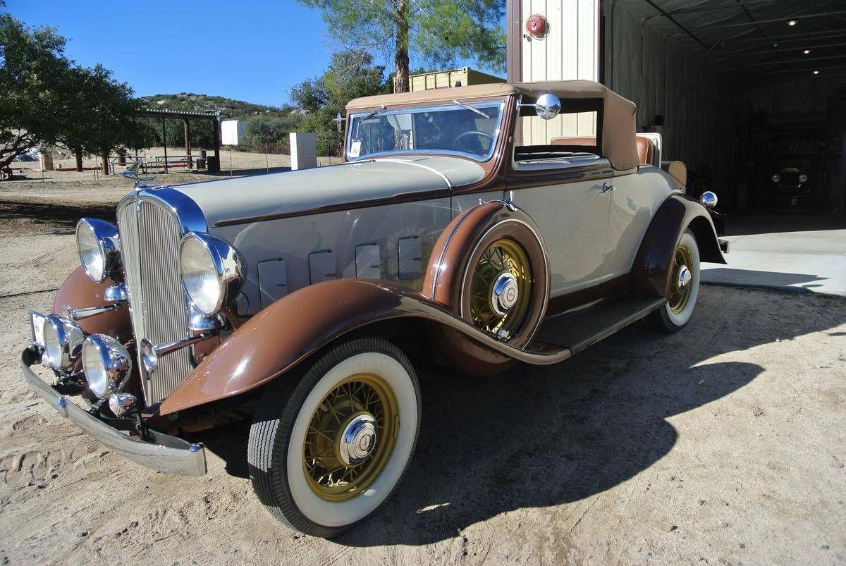 1956 chevrolet belair mjc classic cars pristine - 1933 Franklin Olympic For Sale 1911602 Hemmings Motor News