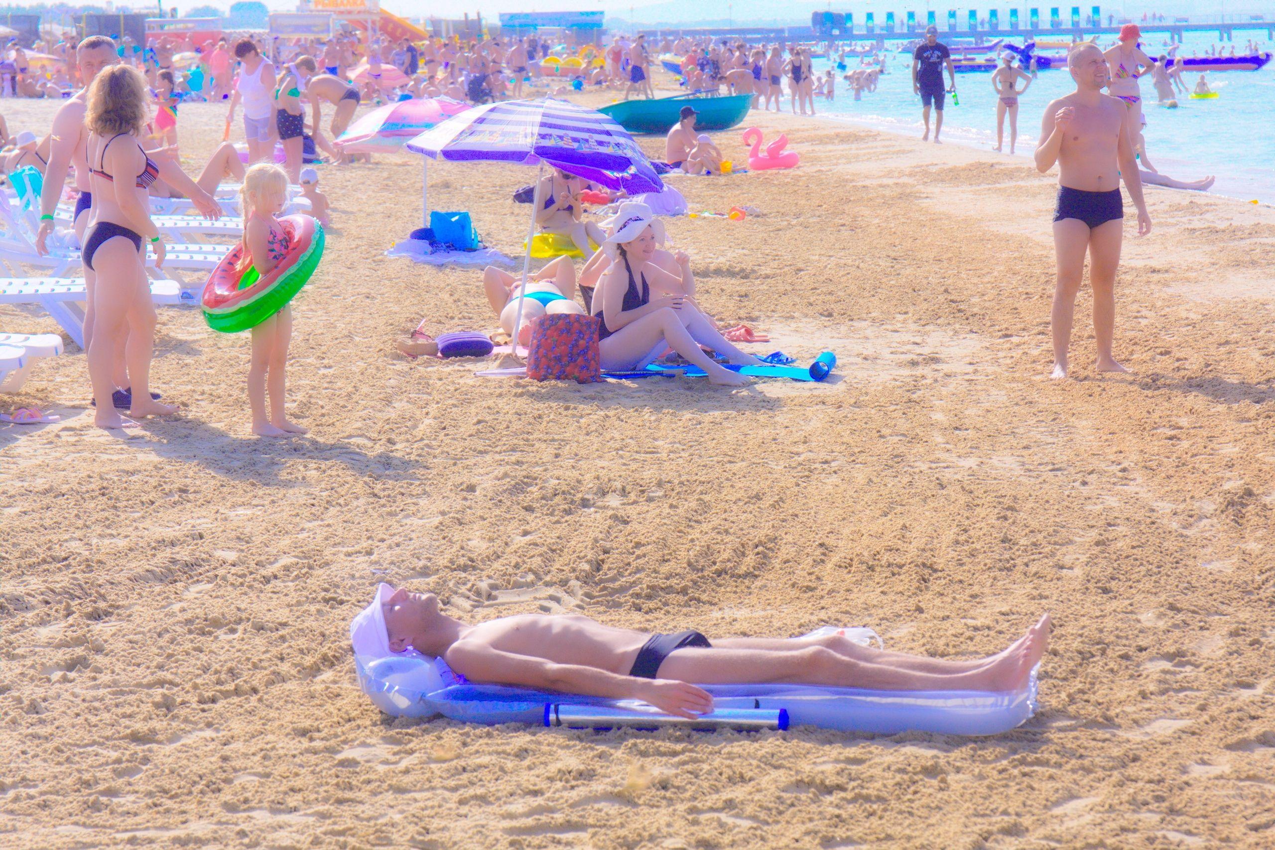 Море Флагман !!!! #ВИТЯЗЕВО2020 #отель #флагман #анапа # ...