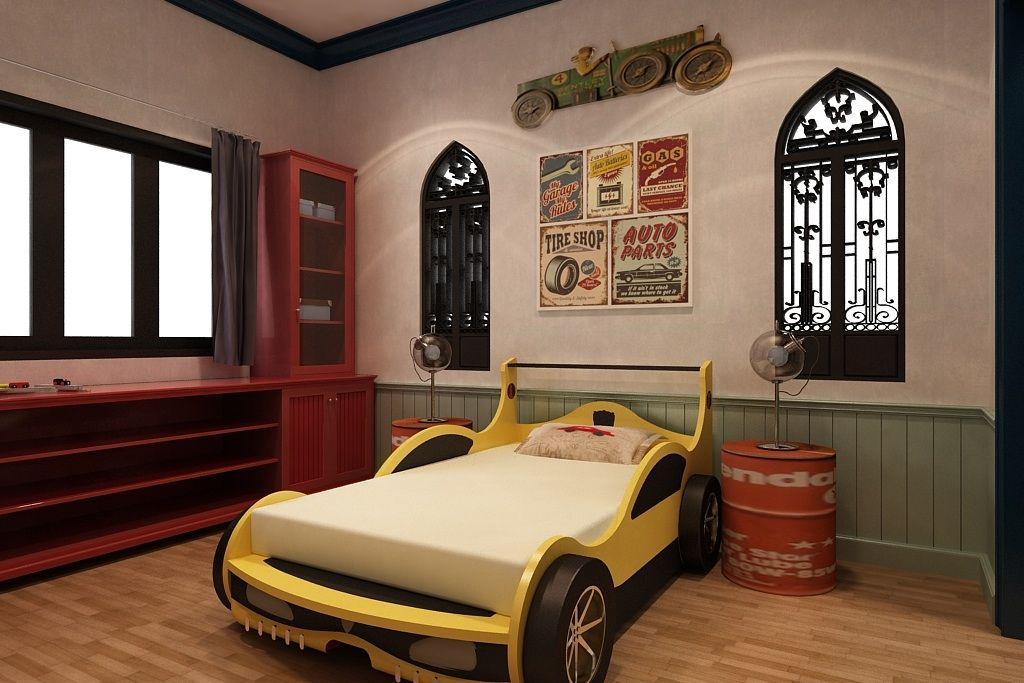Images Of Boys Painted Bedrooms