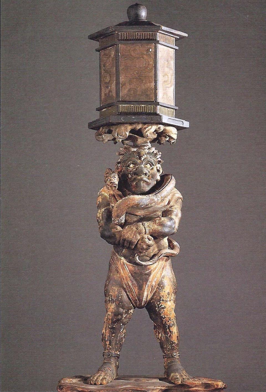 竜燈鬼 興福寺 国宝館 仏像 日本美術 仏教芸術